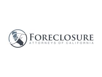 Foreclosure Attorneys of California logo design