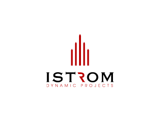Istrom Dynamic Projects logo design