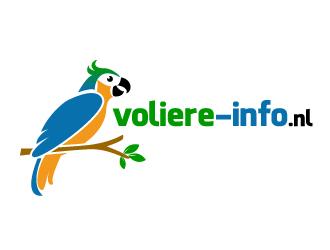 voliere-info.nl logo design