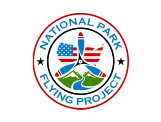 National Park Flying Project logo winner