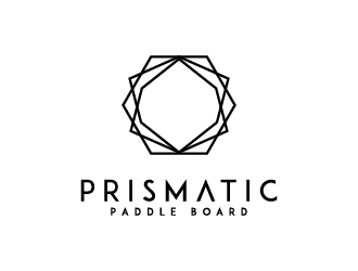 Prismatic logo design