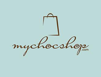 mychocshop.com logo design