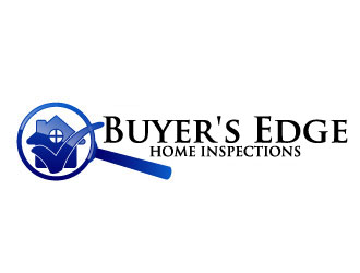 Buyeru0027s Edge Home Inspections Logo Design Concepts #8