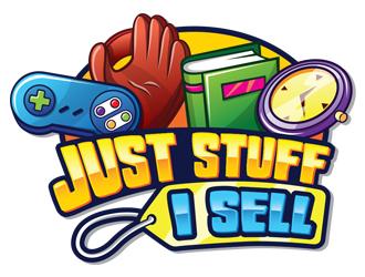 Just Stuff I Sell logo design