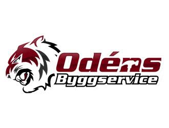 Odéns Byggservice logo design