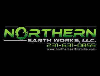 Northern Earth Works, LLC. logo design