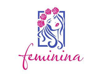 feminina logo design