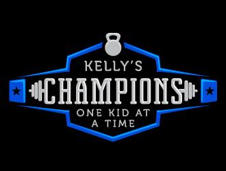Kelly's Champions logo design