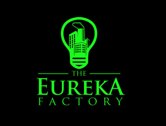 The Eureka Factory logo design