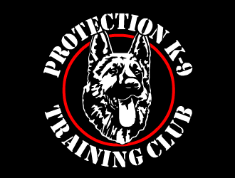 Protection K9 Training Club logo design