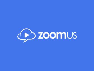 ZoomUs logo design