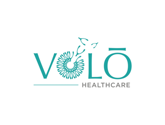 Volo Health logo design