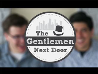 The Gentlemen Next Door logo design