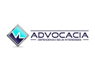 VL Advocacia logo design