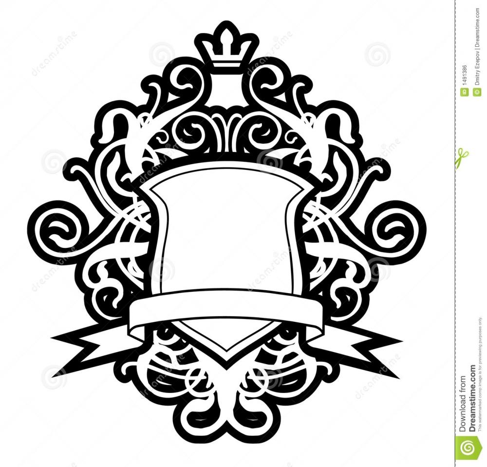 Line Art Logo Maker : Code of arms logo design hourslogo