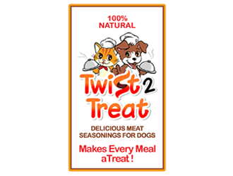 Twist 2 Treat logo design