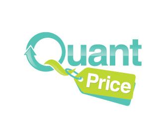 Quant Price logo design