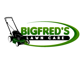 lawn mower logo. brooks lawn service or care logo design concepts #40 mower i