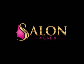 Flowing Hair Salon Logos To Highlight Your Styling Services
