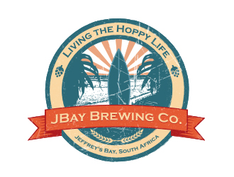 JBay Brewing Company logo design