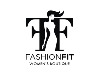 Fashion Fit logo design