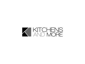 Kitchens & More logo design