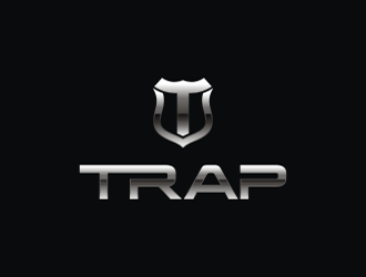 trap logo design 48hourslogo com