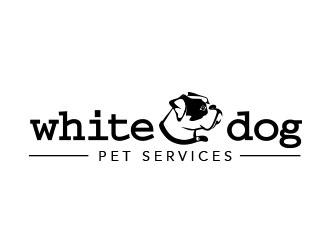 White Dog logo design