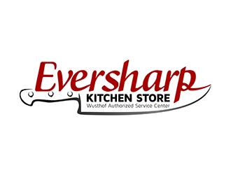 Kitchen Store Logo eversharp kitchen store logo design - 48hourslogo