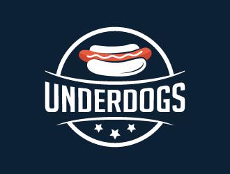 Underdogs logo design