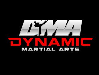 Dynamic Martial Arts logo design