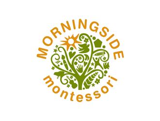 Morningside Montessori logo design