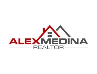Alex medina realtor logo design for Realtor logo ideas