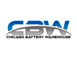 Chicago Battery Warehouse Logo Design