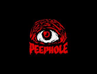 Peehole logo design