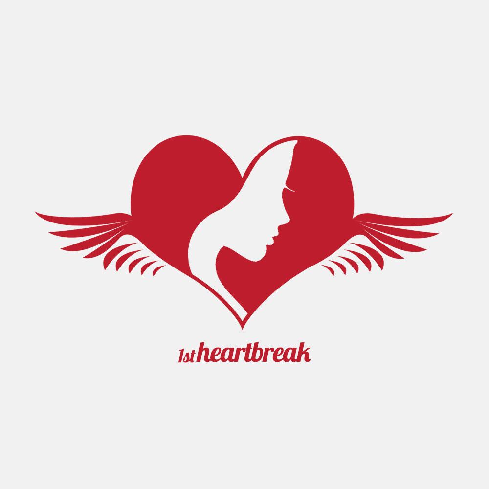 Faces Of Heartbreak Logo Design 48hourslogo