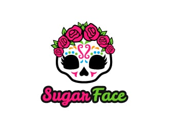Sugar Face logo design