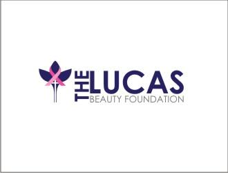 The Lucas Beauty Foundation logo design