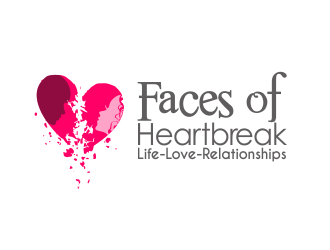 Faces of Heartbreak logo winner