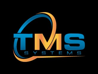 TMS Systems logo design