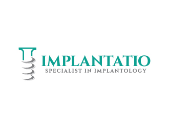 Implantatio logo design