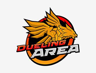 Dueling Area logo design
