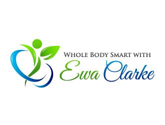 Whole Body Smart with Ewa Clarke logo design