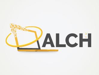 Alch logo design
