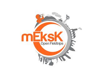 mEksK logo design