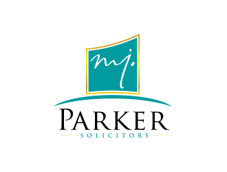 Parker Solicitors (otherwise- abbreviation PS) logo design