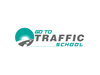 Go To Traffic School >> Go To Traffic School logo design - 48HoursLogo.com