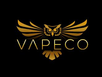 VapeCo logo design