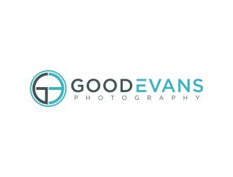 Good Evans Photography logo design
