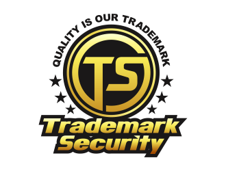 "Trademark Security - ""Quality Is Our Trademark"" (Slogan) logo design"